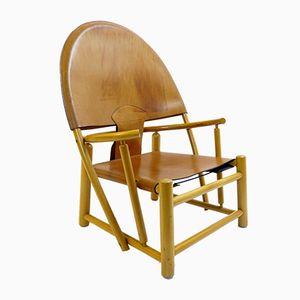 Vintage Hoop Sessel von Piero Palange & Werther Toffoloni