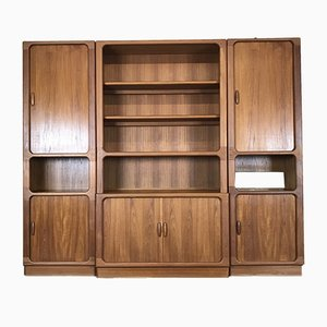 Danish Wall Unit from Dyrlund, 1970s