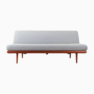 Vintage Minerva Daybed by Peter Hvidt & Orla Mølgaard-Nielsen for France & Søn, 1954
