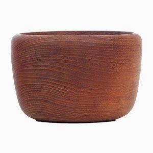 Vintage Scandinavian Teak Bowl