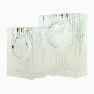Vasi in cristallo di Daum, anni '70, set di 2