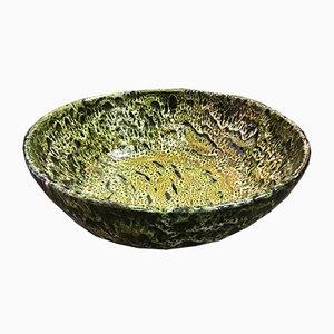 Mid-Century Vallauris Keramikschale von Felix