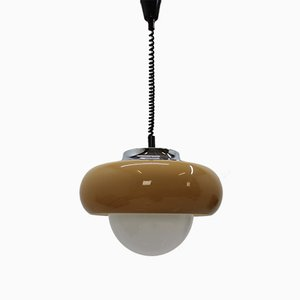 Large Pendant from Guzzini, 1980s