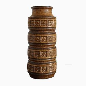 Vintage Fat Lava Vase from Scheurich Keramik