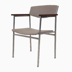 Niederländische Esszimmerstühle, 1960er, 6er Set