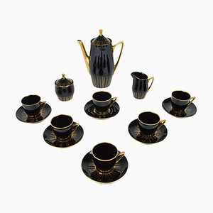 Polish Opole Coffee Set by Kazimierz Kowalski for Tulowice, 1963
