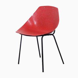 Sedia Shell di Pierre Guariche per Meurop, anni '50