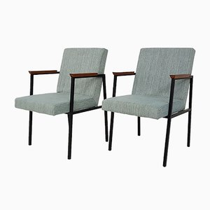 Dutch Side Chairs from Avanti, 1960s, Set of 2