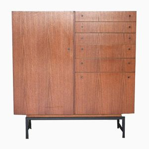Vintage Teak Highboard from Pastoe