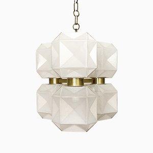 Italian Murano Glass Pendant, 1960s