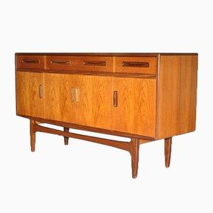 Vintage Sideboard oder Anrichte aus Teak von Victor Wilkins für G-Plan, 1960er