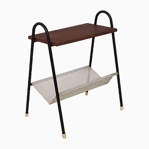 Magazine Rack with Table from Pilastro, 1950s
