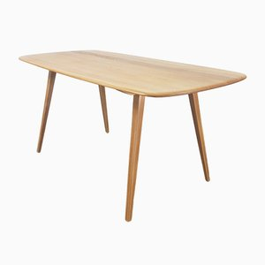 Mid-Century Plank Dining Table by Lucian Ercolani for Ercol