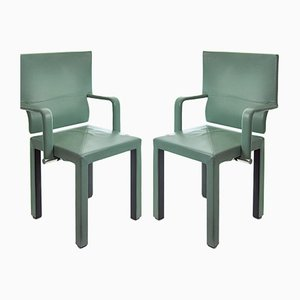Mint Arcona Armchairs by Paolo Piva for B & B Italia, 1991, Set of 2