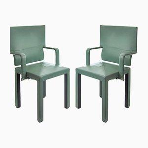 Mint Arcona Stühle von Paolo Piva für B & B Italia, 1991, 2er Set