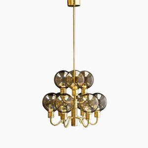 Model T716 Ceiling Lamp by Hans-Agne Jakobsson, 1960s