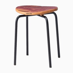 Barrique Cork Stool by Magnus Mewes