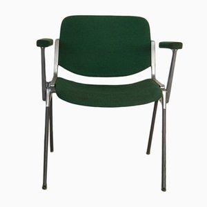 Chaise de Bureau DSC 106 par Giancarlo Piretti pour Castelli