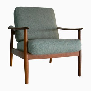Teak FD-164 Easy Chair by Arne Vodder for Cado, 1967