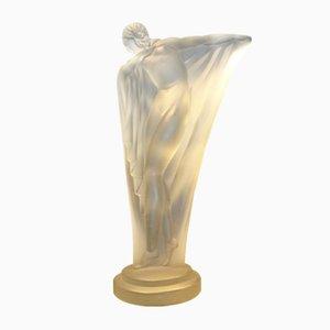 Isadora Duncan Skulptur von Lucille Sevin für Etling Paris, 1925