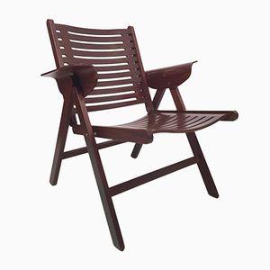 Rex Folding Lounge Chair by Niko Kralj for Rex Kralj, 1952