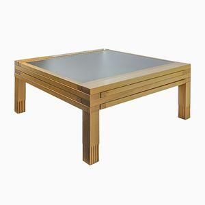 Table Basse Extractible Modèle PAR 4 par Bernard Vuarnesson pour Belatto, 1980s