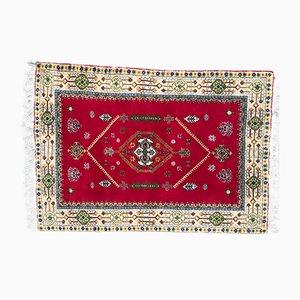 Alfombra Rabat marroquí vintage