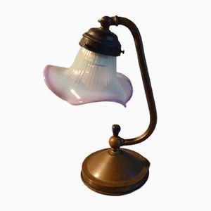 Ungarische Vintage Tischlampe aus Messing