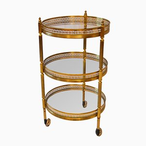 Mid-Century French Bar Cart, 1960s