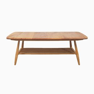 Mid-Century British Ladder Rack Coffee Table by Lucian Ercolani for Ercol, 1960s