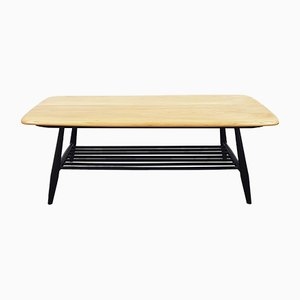 Mid-Century British Coffee Table by Lucian Ercolani for Ercol, 1960s