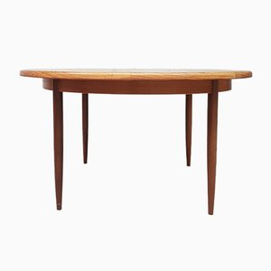 Mid-Century Teak Extendable Fresco Dining Table from G Plan, 1960s
