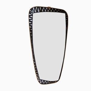 Specchio vinatge Rockabilly, anni '50