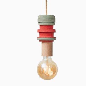 Lampada LIN di Laura-Jane Atkinson