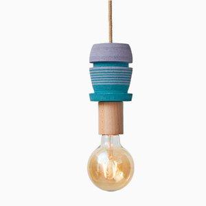 Lámpara colgante LIN de Laura-Jane Atkinson