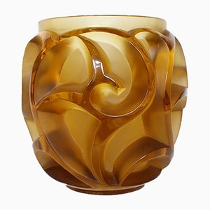Vaso Tourbillon vintage di René Lalique