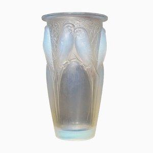 Vase Ceylan par René Lalique, 1930s