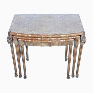 Art Deco Nesting Tables by Harry and Lou Epstein