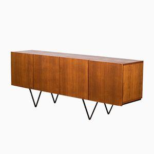 Large Minimalist Sideboard, 1960s