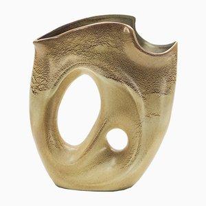 Vaso in ceramica, anni '60