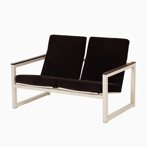 Two-Seater Sofa by Tjerk Reijenga and Friso Kramer for Pilastro, 1960s