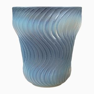 Art Deco Actinia Vase by René Lalique, 1930s