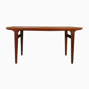 Mid-Century Danish Teak Extendable Dining Table by Johannes Andersen for Uldum Møbelfabrik