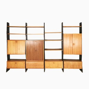 Modular Wall Unit by Erich Stratmann for Idee Möbel, 1959