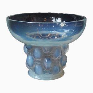 Vaso Beautreillis Art Déco di René Lalique