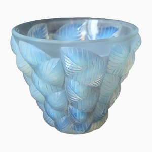 Art Deco Model Moissac Vase by René Lalique