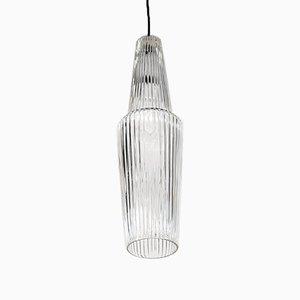Lámpara colgante Venezia de Aloys Gangkofner para Peill & Putzler, años 50