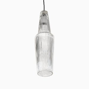 Venezia Pendant Lamp by Aloys Gangkofner for Peill & Putzler, 1950s