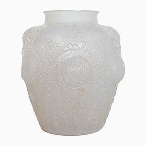 Vintage Domremy Vase by René Lalique