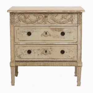 19th-Century Gustavian Style Chest of Drawers